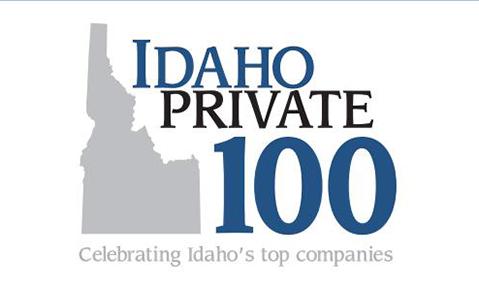 Idaho Private 100 winning logo.