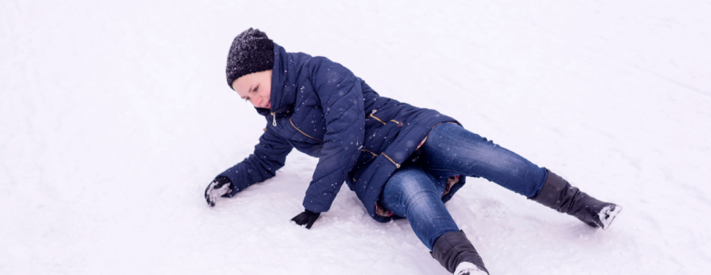 Slips and Falls on Ice