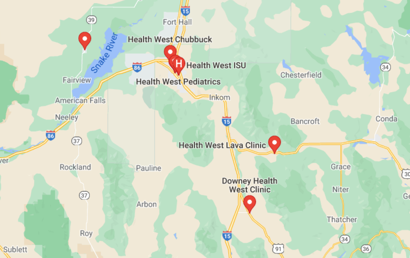 health west locations